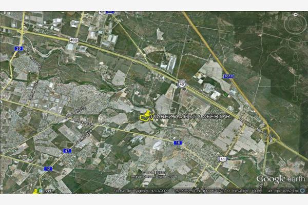 Foto de terreno habitacional en venta en s/n , las margaritas, juárez, nuevo león, 10106215 No. 02