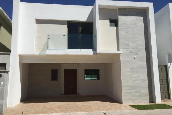 Foto de casa en venta en s/n , las misiones, saltillo, coahuila de zaragoza, 9977235 No. 01