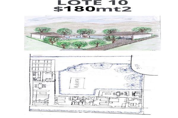 Foto de terreno habitacional en venta en s/n , las misiones, santiago, nuevo león, 10282433 No. 05