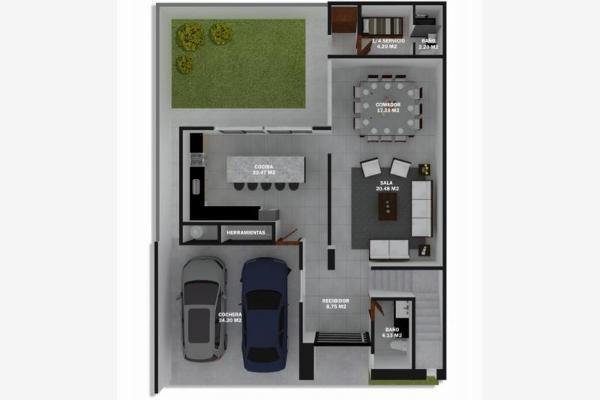 Foto de casa en venta en s/n , las privanzas primero, san pedro garza garcía, nuevo león, 9974824 No. 04