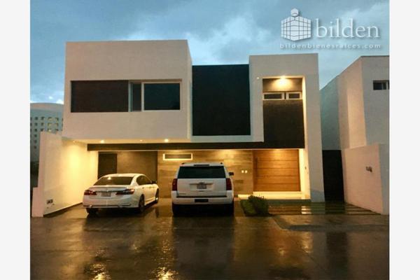 Foto de casa en venta en s/n , las quintas, durango, durango, 9998858 No. 01