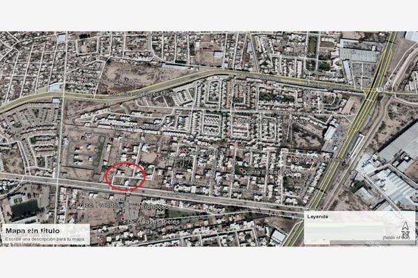 Foto de terreno habitacional en venta en s/n , las quintas, torreón, coahuila de zaragoza, 5867577 No. 05