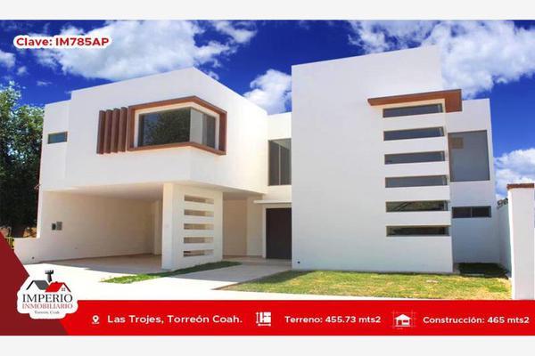 Foto de casa en venta en s/n , las trojes, torreón, coahuila de zaragoza, 8804132 No. 08
