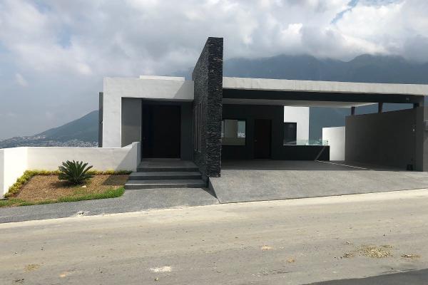 Foto de casa en venta en s/n , loma bonita, monterrey, nuevo león, 10283628 No. 01