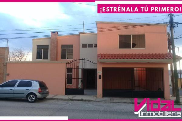 Foto de casa en venta en s/n , loma dorada, durango, durango, 9957778 No. 01