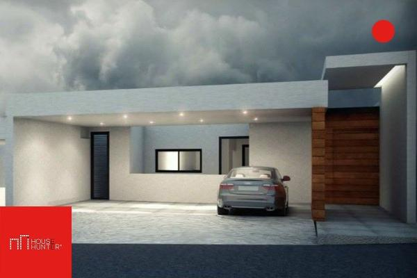 Foto de casa en venta en s/n , lomas de montecristo, monterrey, nuevo león, 9960932 No. 01