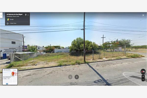 Foto de terreno habitacional en venta en s/n , lomas de san miguel, guadalupe, nuevo león, 19172308 No. 06