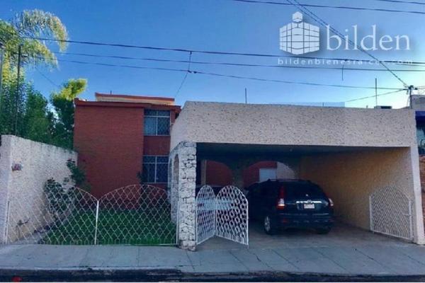 Foto de casa en venta en s/n , lomas del parque, durango, durango, 9980565 No. 01