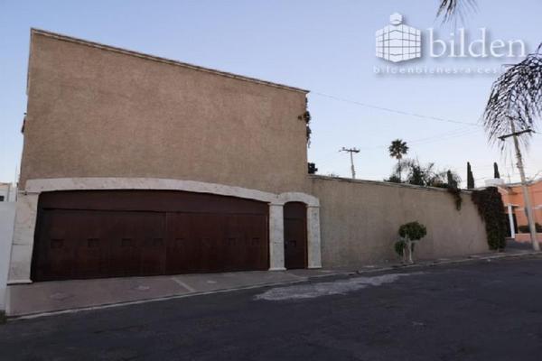Foto de casa en venta en s/n , lomas del parque, durango, durango, 9991300 No. 01