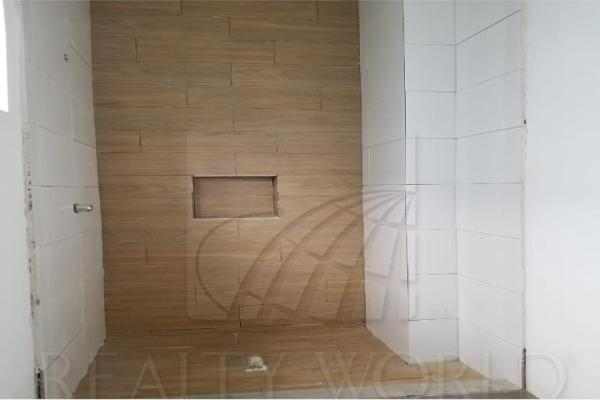 Foto de casa en venta en s/n , lomas del vergel, monterrey, nuevo león, 9992169 No. 12