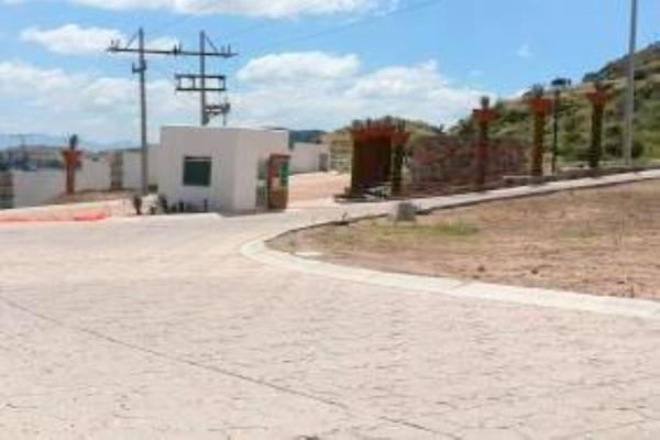 Foto de terreno habitacional en venta en sn , los agaves, durango, durango, 5625811 No. 08