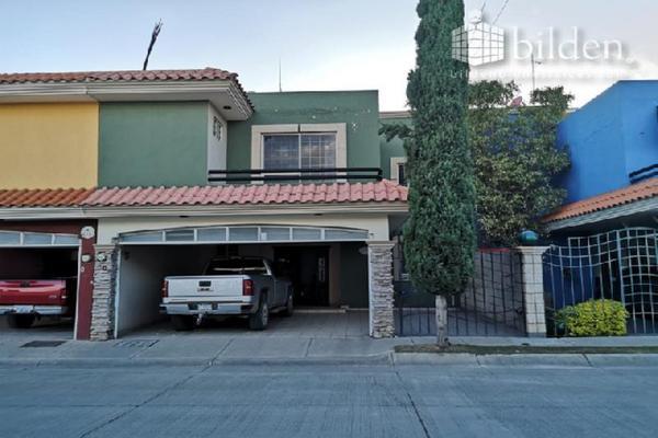 Foto de casa en venta en s/n , los ángeles villas, durango, durango, 10046813 No. 01