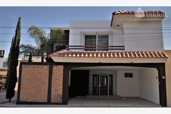 Foto de casa en venta en sn , los ángeles villas, durango, durango, 17169150 No. 01