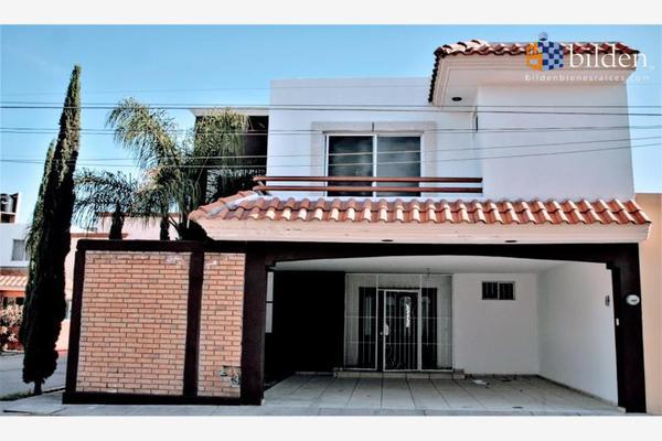 Foto de casa en venta en s/n , los ángeles villas, durango, durango, 9955778 No. 01