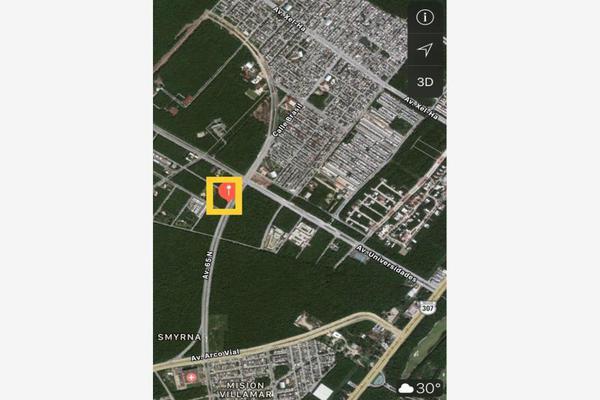 Foto de terreno habitacional en venta en s/n , los arrecifes, solidaridad, quintana roo, 10162672 No. 02