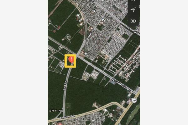 Foto de terreno habitacional en venta en s/n , los arrecifes, solidaridad, quintana roo, 10167238 No. 02