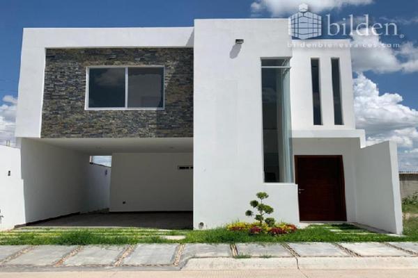 Foto de casa en venta en s/n , los cedros residencial, durango, durango, 10047089 No. 01