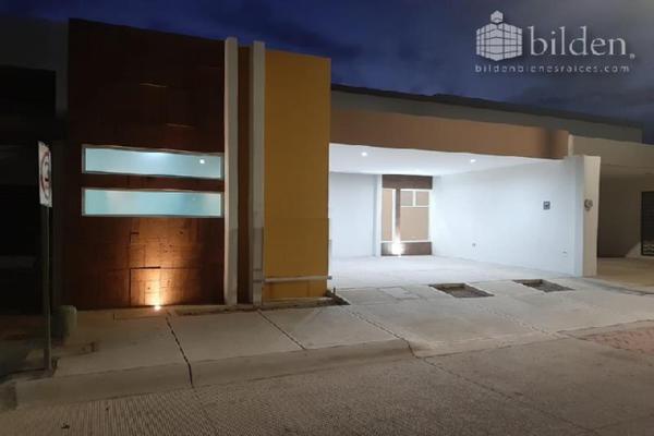 Foto de casa en venta en s/n , los cedros residencial, durango, durango, 10047363 No. 01