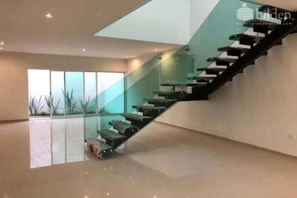 Foto de casa en venta en s/n , los cedros residencial, durango, durango, 10192382 No. 03