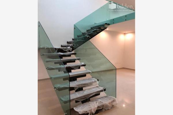 Foto de casa en venta en s/n , los cedros residencial, durango, durango, 10192382 No. 04