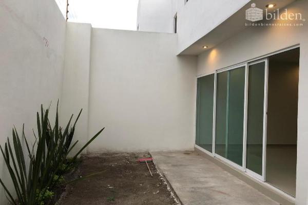 Foto de casa en venta en s/n , los cedros residencial, durango, durango, 10192382 No. 06