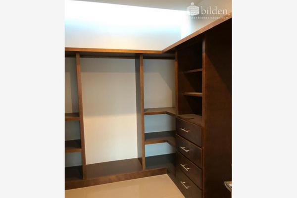 Foto de casa en venta en s/n , los cedros residencial, durango, durango, 10192382 No. 10