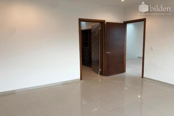 Foto de casa en venta en s/n , los cedros residencial, durango, durango, 10192382 No. 11
