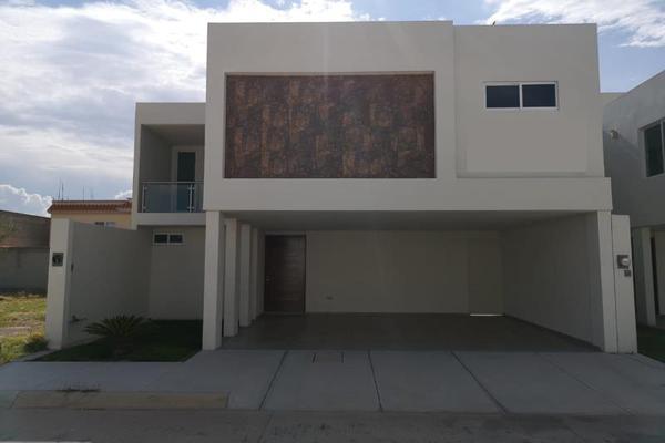 Foto de casa en venta en sn , los cedros residencial, durango, durango, 17615097 No. 01