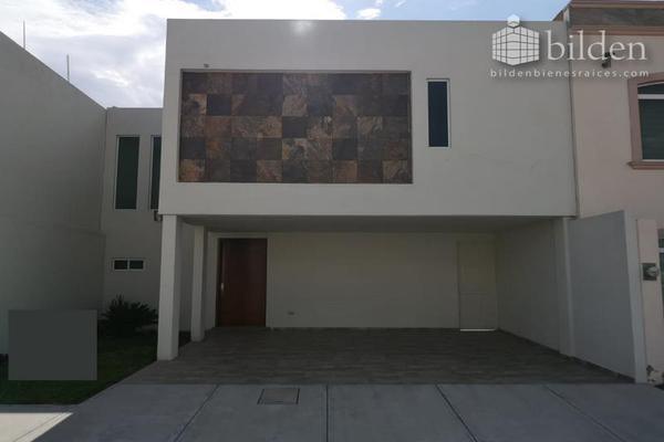 Foto de casa en venta en s/n , los cedros residencial, durango, durango, 9959287 No. 01