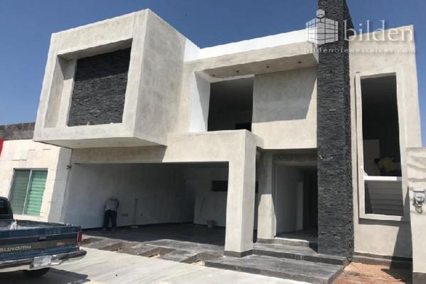 Foto de casa en venta en s/n , los cedros residencial, durango, durango, 9981609 No. 01