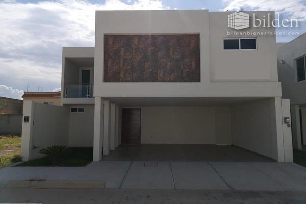 Foto de casa en venta en s/n , los cedros residencial, durango, durango, 9983833 No. 01
