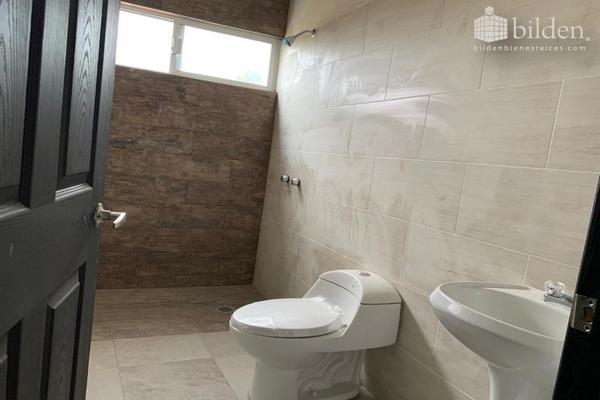 Foto de casa en venta en s/n , los cedros residencial, durango, durango, 9984795 No. 14