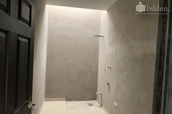 Foto de casa en venta en s/n , los cedros residencial, durango, durango, 9984795 No. 20