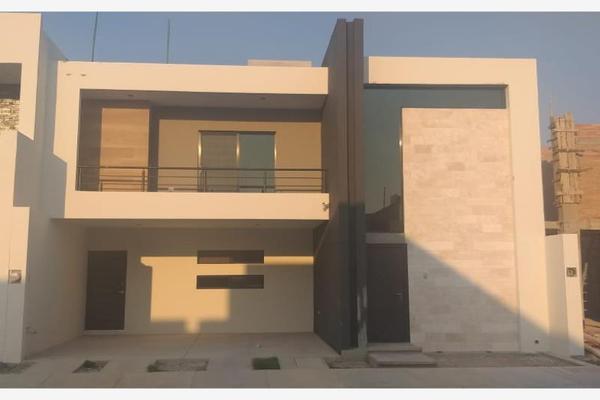 Foto de casa en venta en s/n , los cedros residencial, durango, durango, 9985833 No. 01