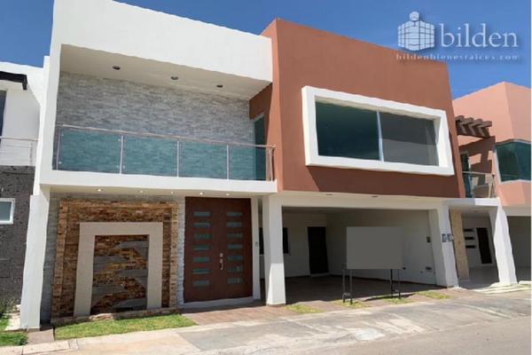 Foto de casa en venta en s/n , los cedros residencial, durango, durango, 9989817 No. 01