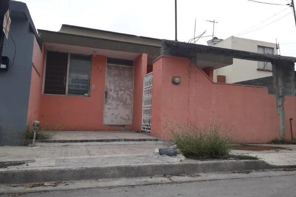 Foto de casa en venta en sn , los independientes, guadalupe, nuevo león, 0 No. 01