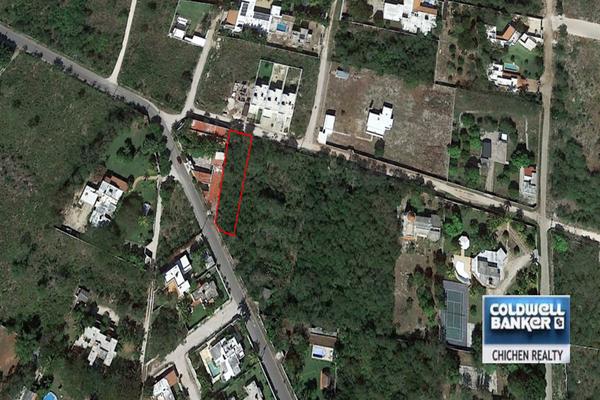 Foto de terreno habitacional en venta en s/n , los laureles, conkal, yucatán, 9985411 No. 02