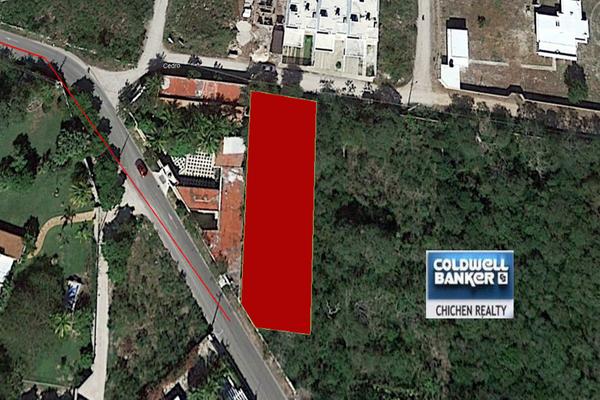 Foto de terreno habitacional en venta en s/n , los laureles, conkal, yucatán, 9985411 No. 03