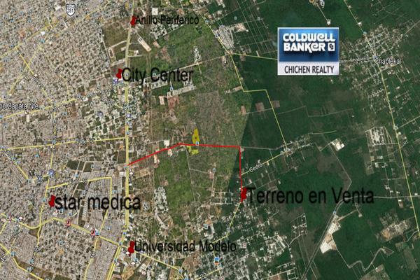 Foto de terreno habitacional en venta en s/n , los laureles, conkal, yucatán, 9985411 No. 06