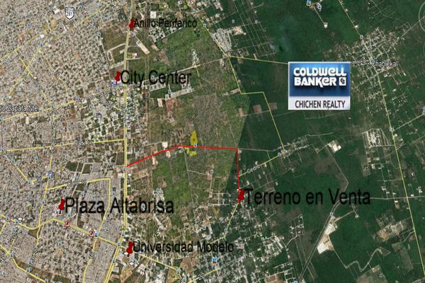 Foto de terreno habitacional en venta en s/n , los laureles, conkal, yucatán, 9985411 No. 09