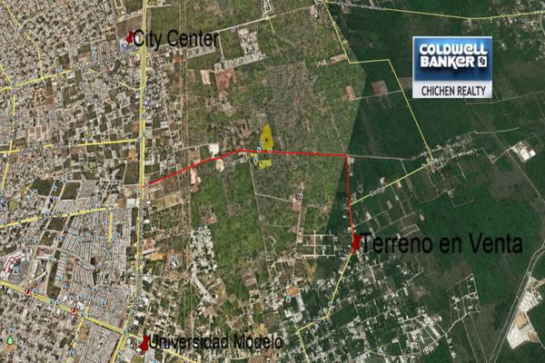 Foto de terreno habitacional en venta en s/n , los laureles, conkal, yucatán, 9985411 No. 10