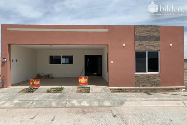 Foto de casa en venta en s/n , los nogales, durango, durango, 9991404 No. 01