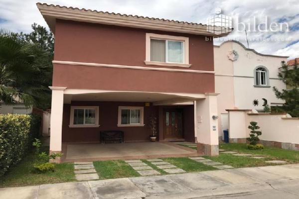 Foto de casa en venta en s/n , los pinos residencial, durango, durango, 9977323 No. 01