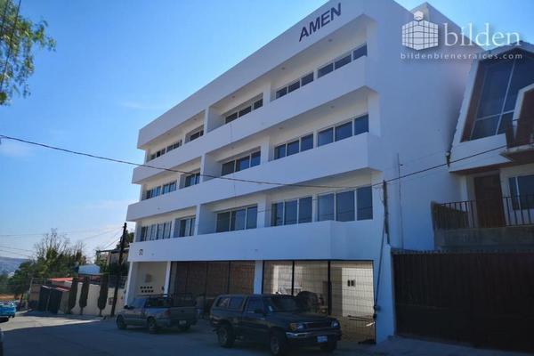 Foto de departamento en renta en s/n , los remedios, durango, durango, 10081394 No. 01