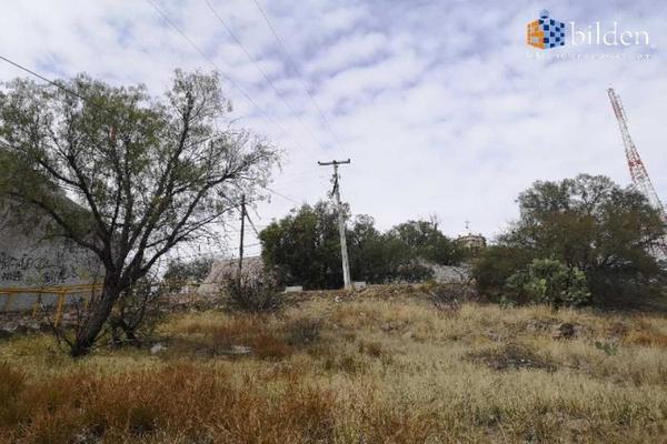 Foto de terreno habitacional en venta en sn , los remedios, durango, durango, 0 No. 03