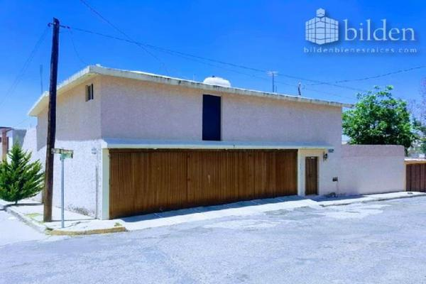 Foto de casa en venta en s/n , los remedios, durango, durango, 9951536 No. 01