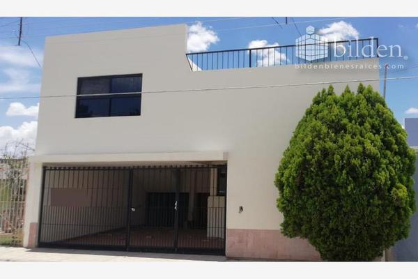 Foto de casa en venta en s/n , los remedios, durango, durango, 9957704 No. 01