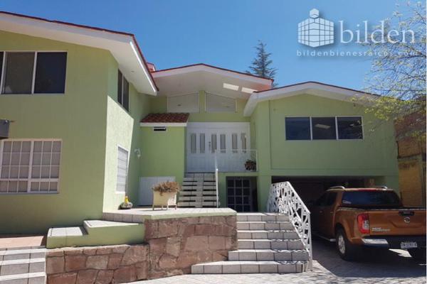 Foto de casa en venta en s/n , los remedios, durango, durango, 9995226 No. 01