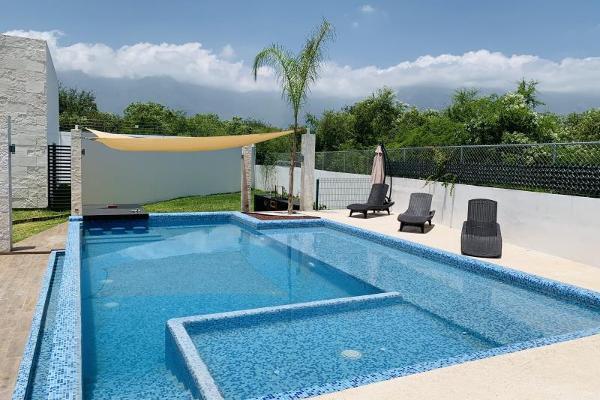 Foto de casa en venta en s/n , los rodriguez, santiago, nuevo león, 9949603 No. 20