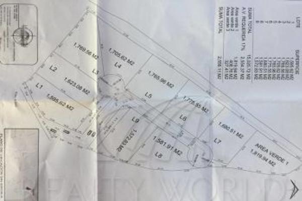 Foto de terreno comercial en venta en s/n , los rosales, monterrey, nuevo león, 0 No. 03